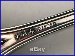 Francis I by Reed & Barton Soup Ladle, Old Mark 12.25, Sterling Silver