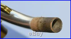 Gloger Sterling Silver Tenor Sax Neck for Selmer Mark VI or Series III