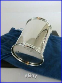 JFK Mark J Scearce Kentucky Sterling Silver President Kennedy Mint Julep Cup