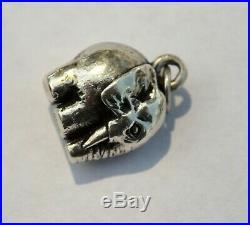 James Avery Sterling Silver 3D ELEPHANT Marked Sterling C READ DESCRIPTION PLEAS