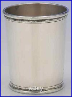 Mark J Scearce PRESIDENTIAL MINT JULEP CUPS (STERLING) Mint Julep 8384468