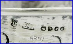 NERESHEIMER German Sterling FIGURAL GOBLET Berthold Mueller Import Marked