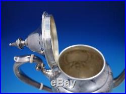 Puritan Chased by Gorham Sterling Silver Coffee Pot Marked #451/4 (#4482)