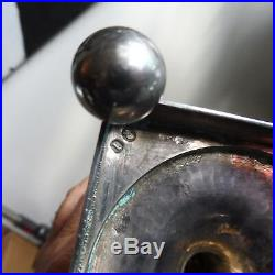 Very Fine Georgian Sterling Silver Samovar London Marks Hallmarked